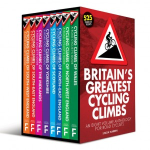 Britain's Greatest Cycling Climbs - Simon Warren