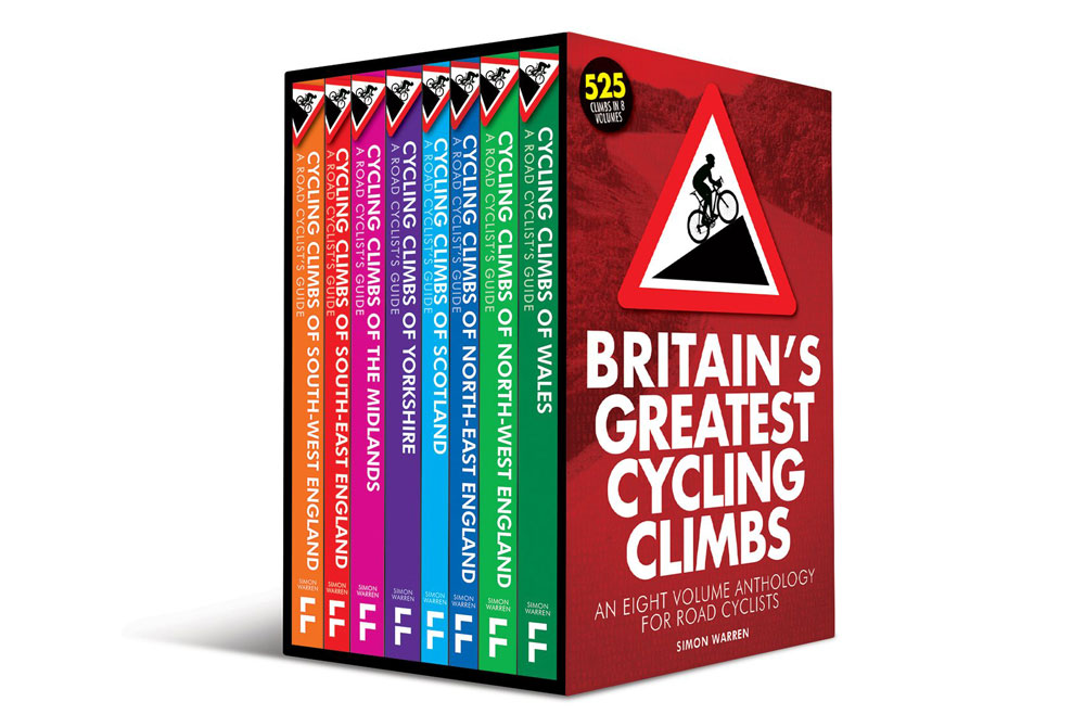 Britain's Greatest Cycling Climbs – Simon Warren