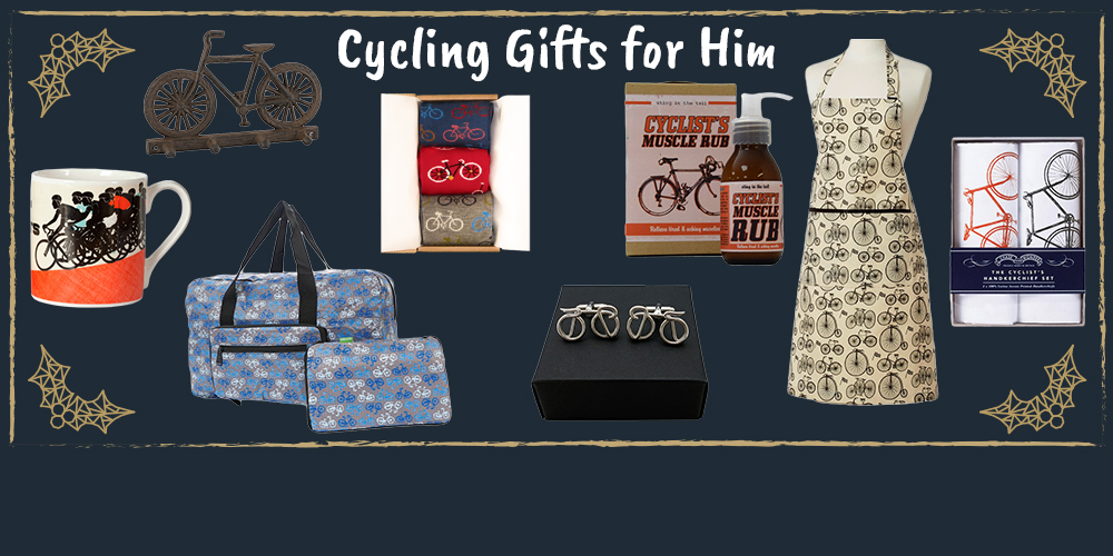 Bicycle Gifts for Him