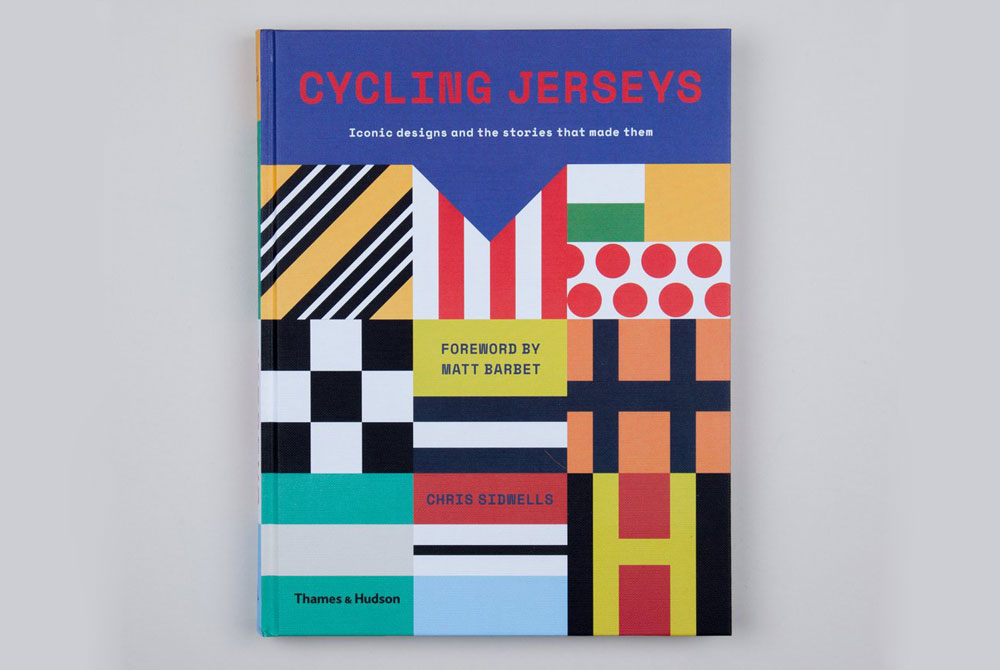 Cycling Jerseys by Chris Sidwells