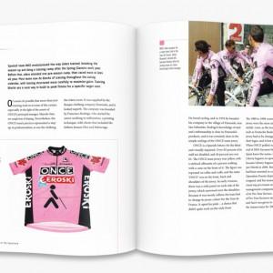 Cycling Jerseys by Chris Sidwells