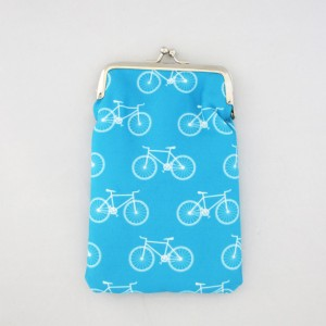 I love to ride my bicycle Glasses Case