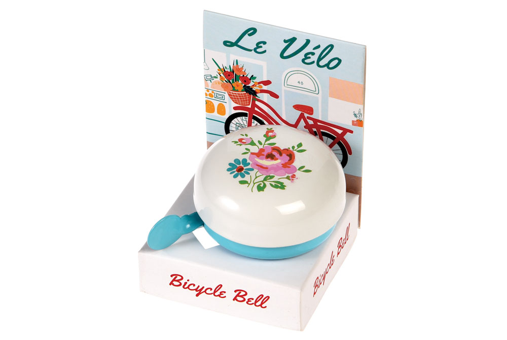 Le Petite Rose Bicycle Bell