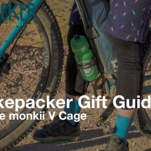 Bikepacker.com picks the monkii (V) cage for it's 2016 Bikepacker Gift Guide