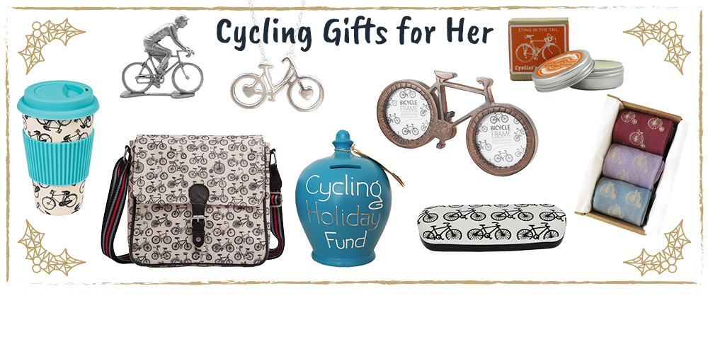 Bicycle Gifts For Her