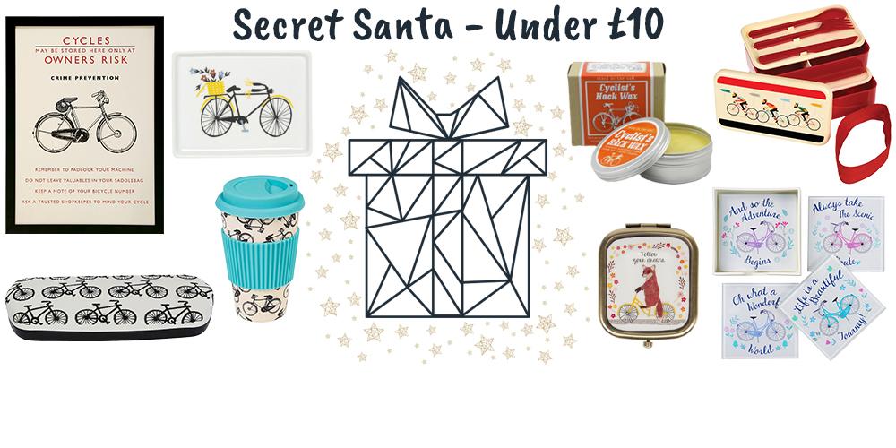 Secret Santa - Under £10