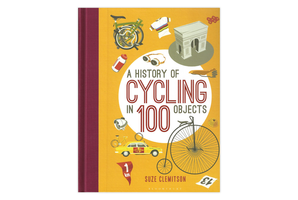 History of Cycling in 100 Objects