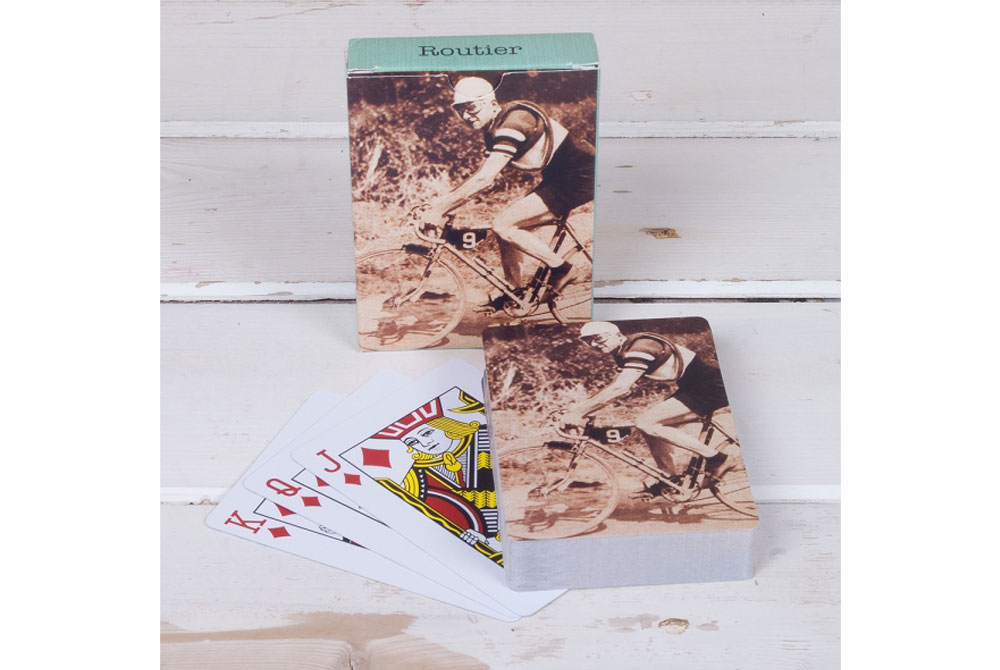 Routier Bicycle Playing Cards