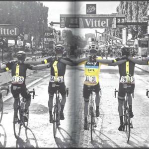 1000 maillots du Tour de France