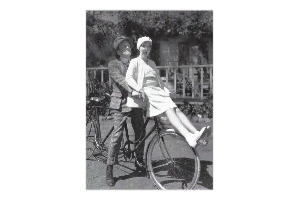 Fun Tandem Greeting Card
