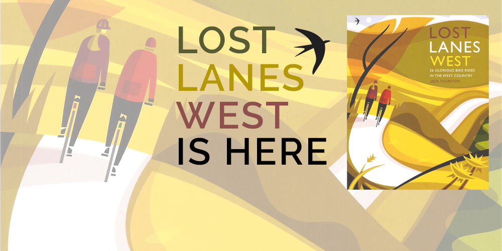 It's here - Lost Lanes West