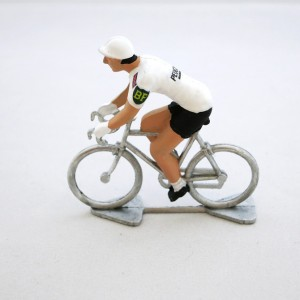 Fonderie Roger Vintage Model Racing Cyclist - Tom Simpson 1967