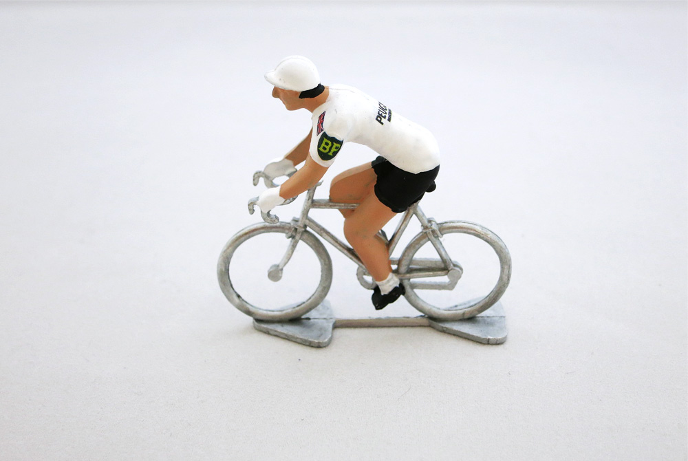 Fonderie Roger Vintage Model Racing Cyclist – Tom Simpson 1967