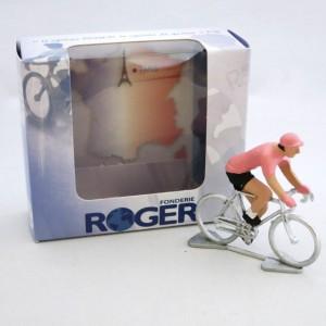 Fonderie Roger Vintage Model Racing Cyclist – Giro – Maglia Rosa