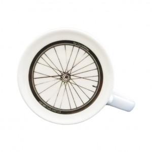 Women's Racing Cyclist Mug – Simon Spilsbury for CycleMiles