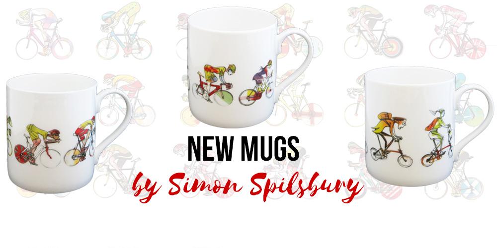 Simon Spilsbury Mugs are here!