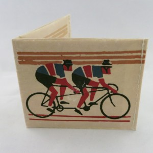 Sting in the Tail Cycling Wallet