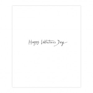 Crazy for You Bicycle Valentine's Day Card