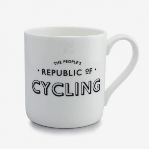 Republic of Cycling Bicycle Mug