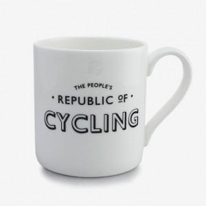 Republic of Cycling Bicycle Mug