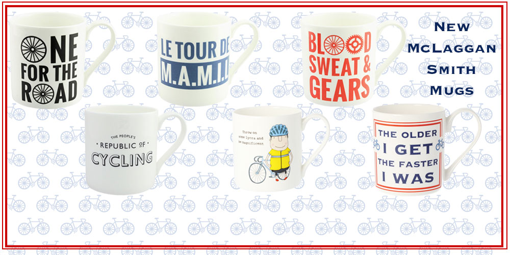 New - McLaggan Smith Mugs