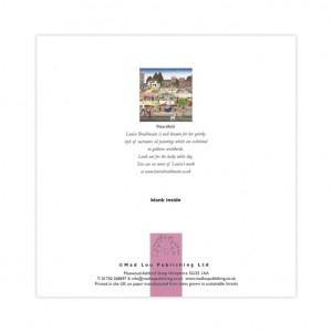 Petersfield Bicycle Greeting Card