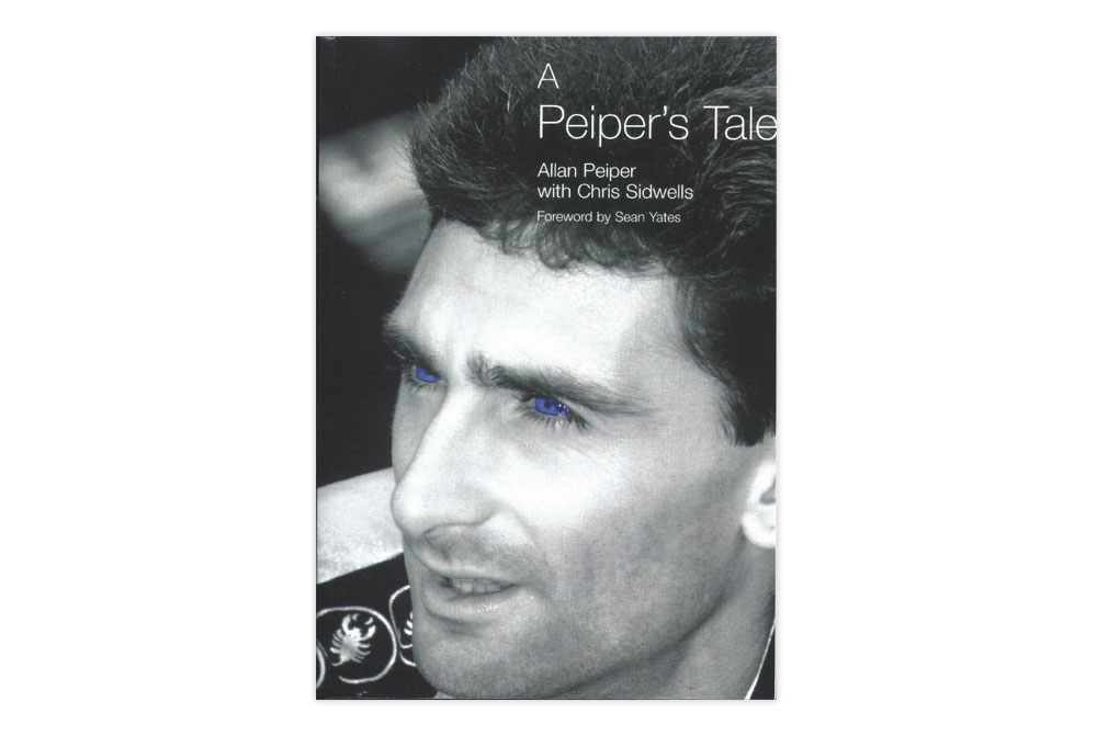 A Peiper's Tale - Allan Peiper with Chris Sidwells