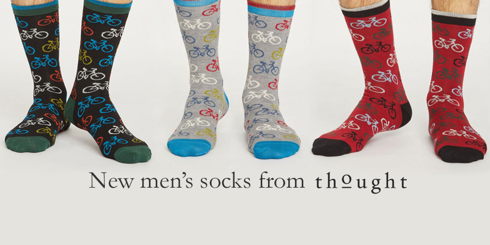 New soft, soft, soft socks from Thought