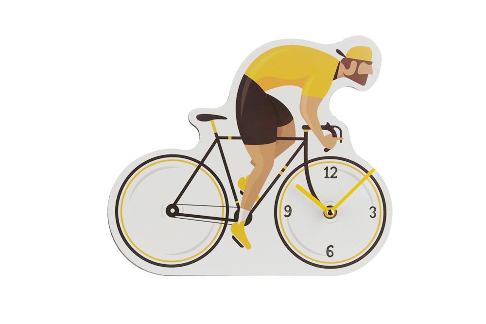 Cycle Works Racing Bicycle Wall Clock