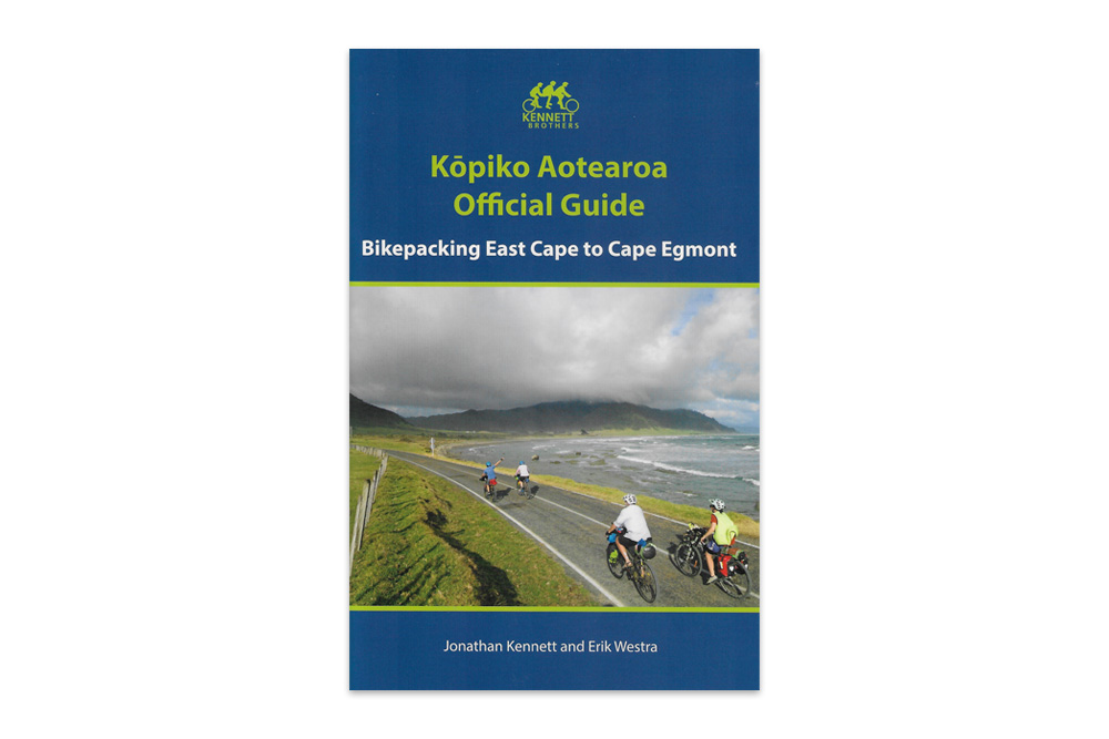 Kopiko Aotearoa Official Guide – Bikepacking East Cape to Cape Egmont – The Kennett Brothers
