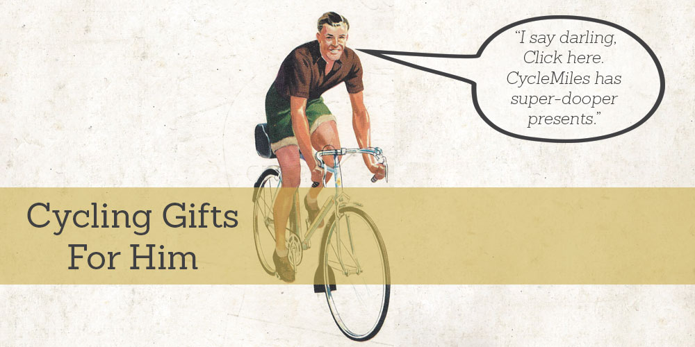 Cycling Gifts for Him