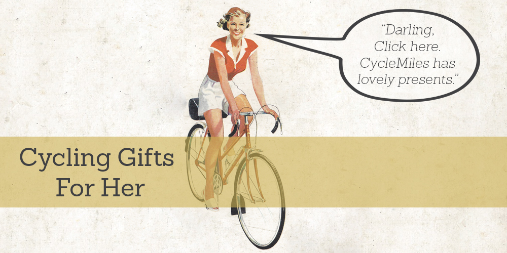 Cycling Gifts For Her