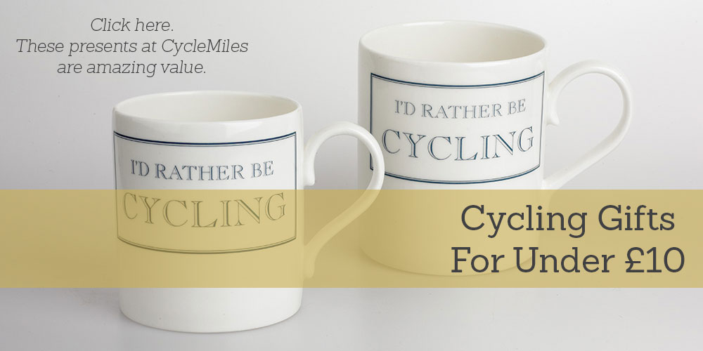 Gifts for Cyclists Under £10