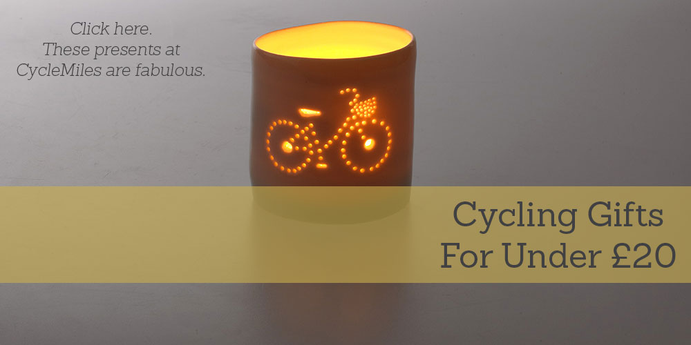 Gifts for Cyclists Under £20