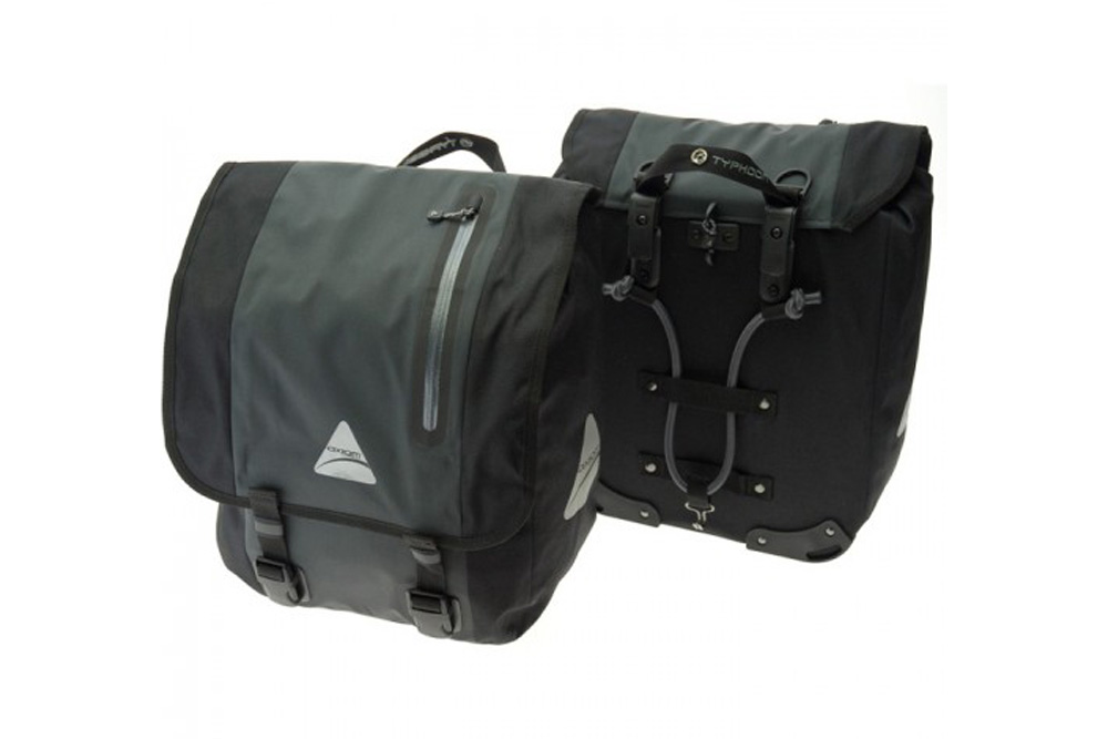 Axiom Typhoon Pannier Bags Pro Tour Pair