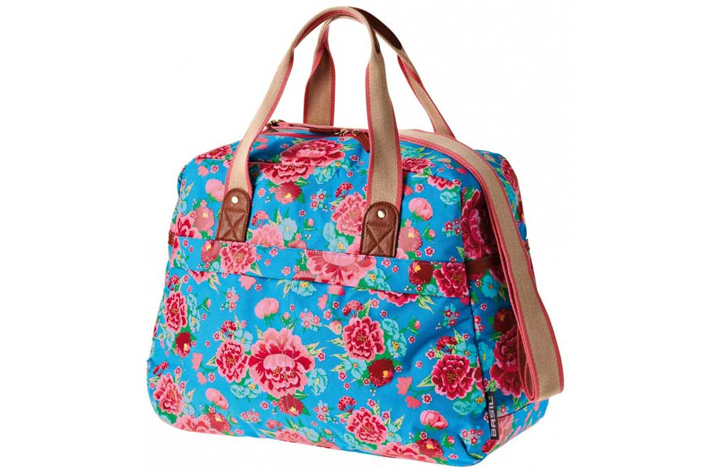 Basil Bloom Bicycle Carry All Pannier Bag