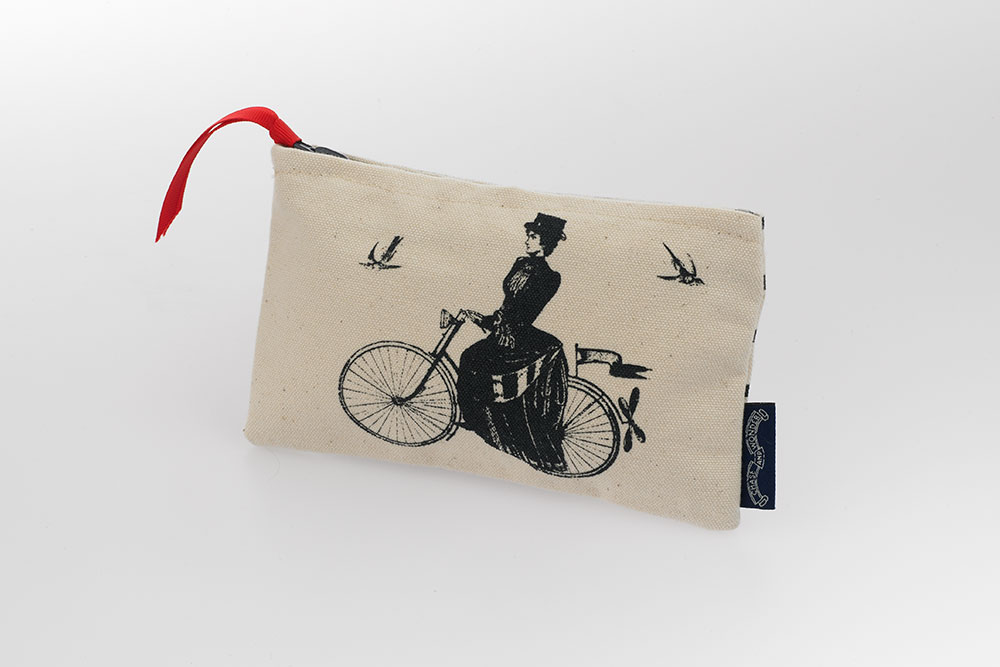 Chase and Wonder Bicycle Purse