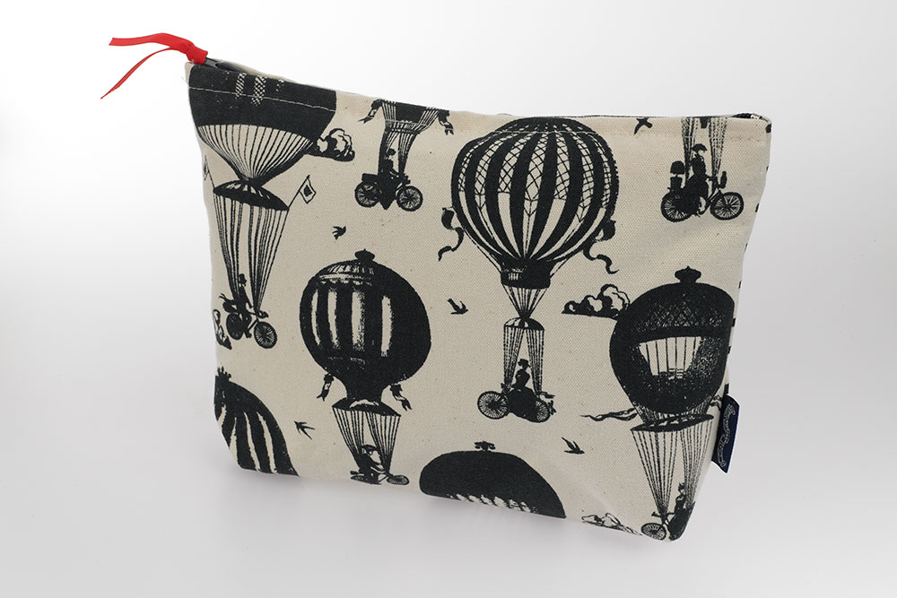 Chase and Wonder Bicycle Wash Bag
