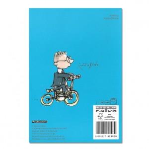 Birthday Boy Bicycle Greeting Card