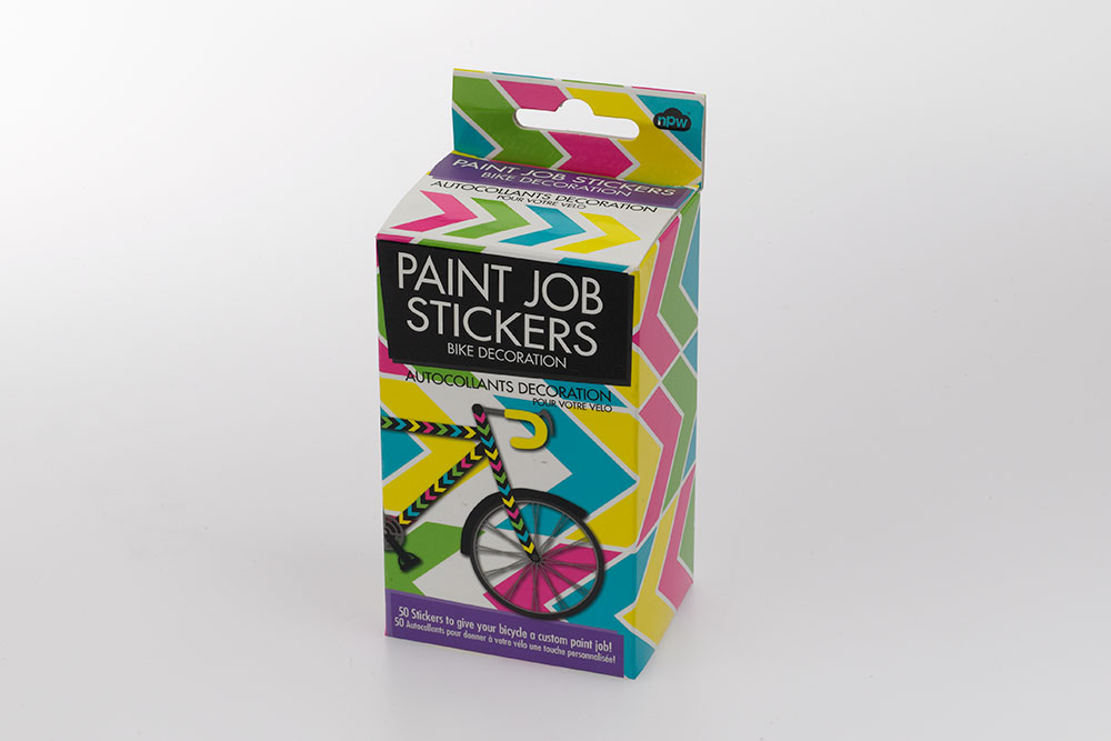 Bicycle Paint Job Stickers – Arrows