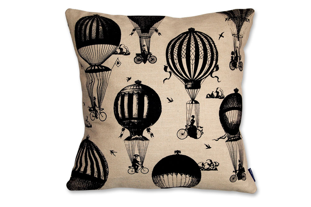 Balloon Bicycle Cushion
