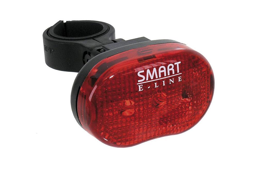 Smart 3 LED E-Line Rear Bicycle Light