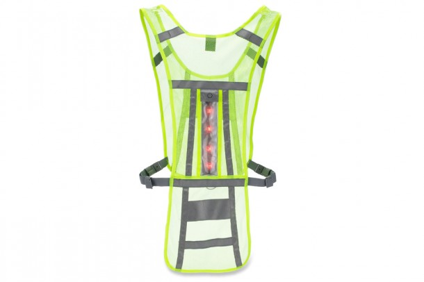 Nathan Led Cycling Vest Cyclemiles