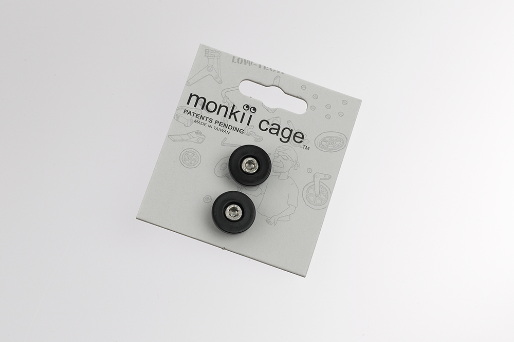 monkii cleats for monkii cage, monkii mono, monkii V wedge