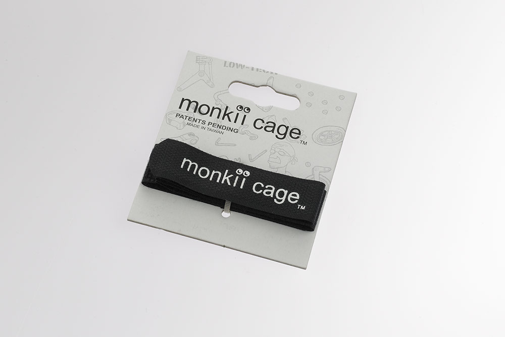 monkii strap for monkii cage and monkii V cage