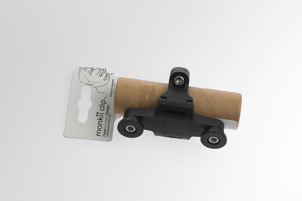 monkii clip for a strida bicycle