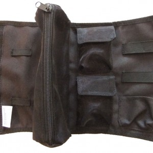 monkii V wedge frame bag / tool roll