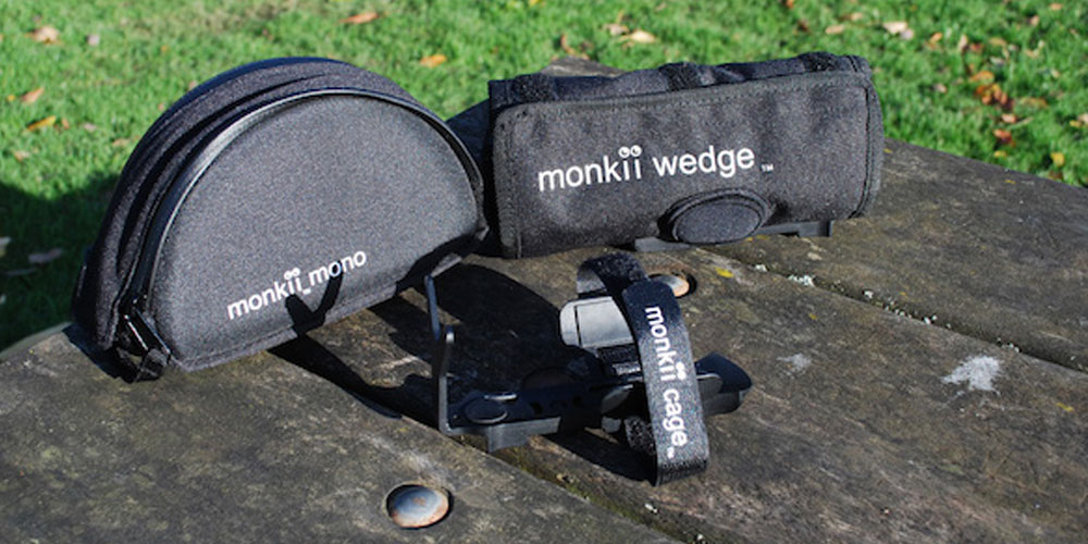 FreeWheeling France - monkii cage / monkii System Review
