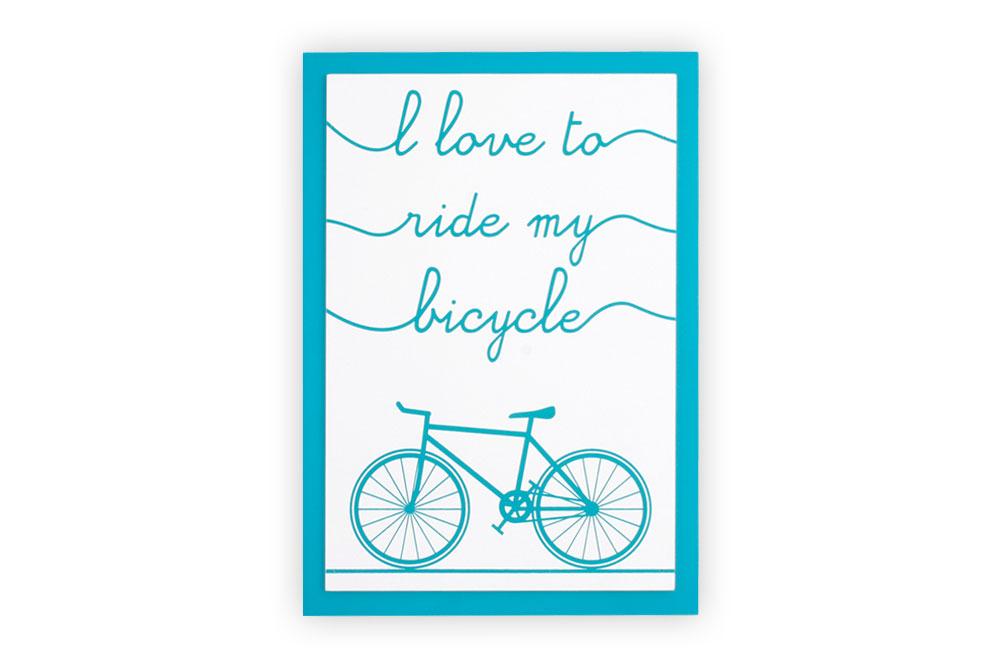 Bicycle Christmas Gifts