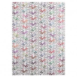 I Want to Ride my Bicycle Wrapping Paper